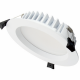 Inbouw LED downlighter - 45 Watt - Warm white