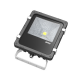 DILITO geassembleerde Floodlight 10 Watt  Warm white