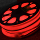 NEW Common serie FlexNeon rood in rode tube 220VDC